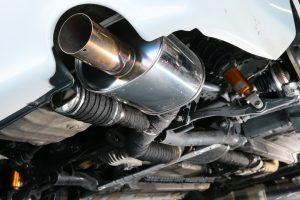 オートガレージMのハイチューンドS2000用スナイパーマフラーにジェントルサウンドのバージョン2がデビュー! - BV9R1231