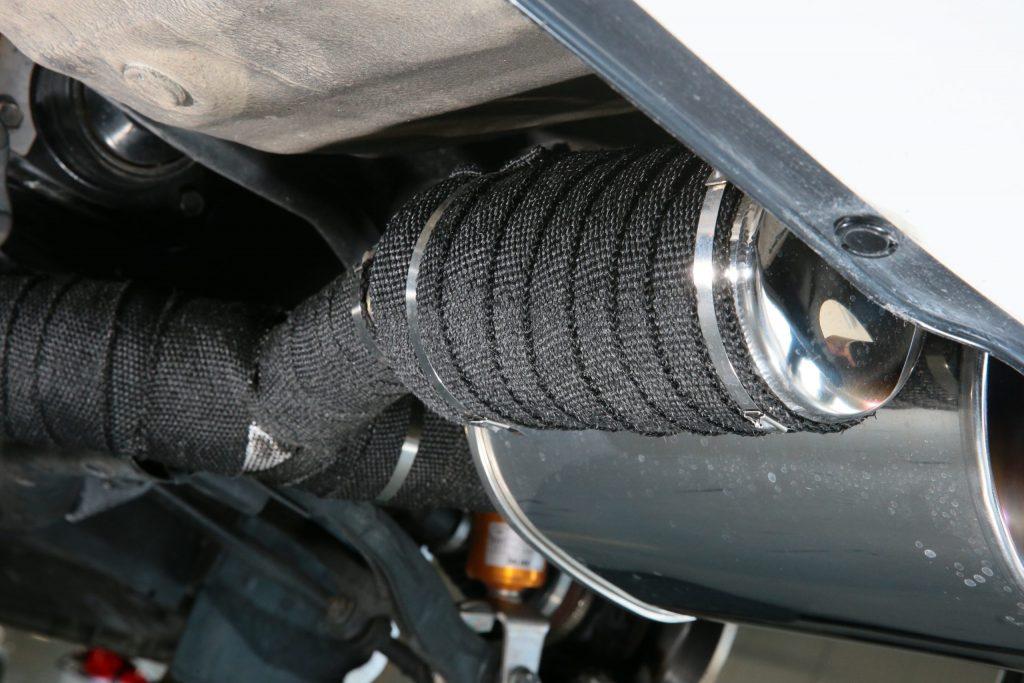 オートガレージMのハイチューンドS2000用スナイパーマフラーにジェントルサウンドのバージョン2がデビュー! - BV9R1235