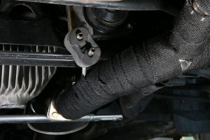 オートガレージMのハイチューンドS2000用スナイパーマフラーにジェントルサウンドのバージョン2がデビュー! - BV9R1239