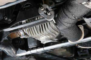 オートガレージMのハイチューンドS2000用スナイパーマフラーにジェントルサウンドのバージョン2がデビュー! - BV9R1243
