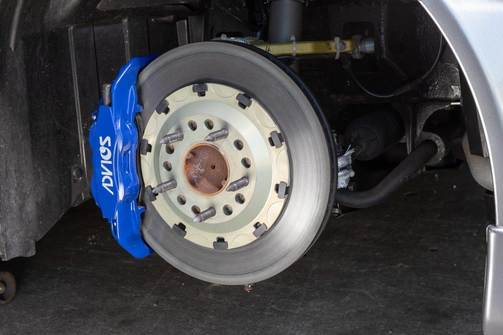 効きも信頼性もバツグン。レーシングファクトリーリボルバーからリーズナブルなS2000用キャリパーキットがデビュー - _MG_2331