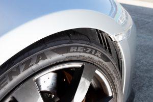 サーキット対応のR35用の油圧車高コントロール! Jura Tec  パワーシリンダーシステム/R35ブリスターフェンダー - _MG_2399