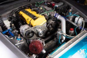 効きも信頼性もバツグン。レーシングファクトリーリボルバーからリーズナブルなS2000用キャリパーキットがデビュー - _MG_2406