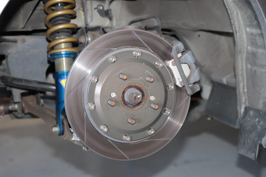 制動力強化はもちろん熱害軽減にも貢献。六ッ美瀬戸自動車がS2000リアブレーキ容量アップKITをリリース! - ph14