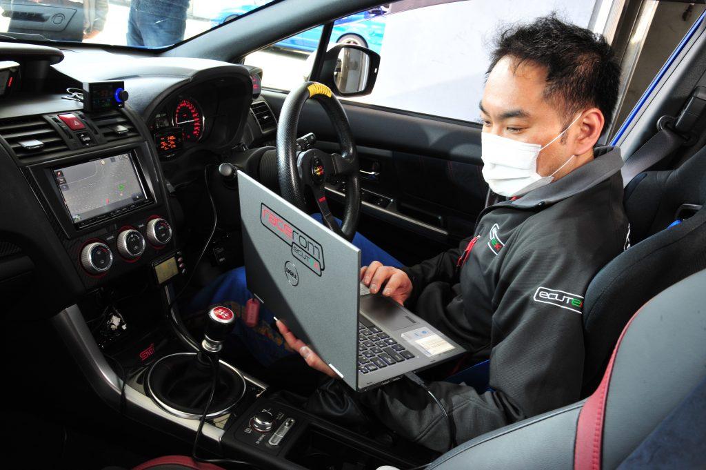 ゼロマックス南関東店の形式別カスタマーカー(GD/GV/VA)とデモカーの「注目すべき新機構」を取材しました。 - INU_8453