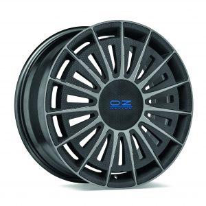 OZがEV専用ホイール『Superturismo AERO-e』を2021年中に製品化予定 - SuperTurismoAero-e_StarGraphite