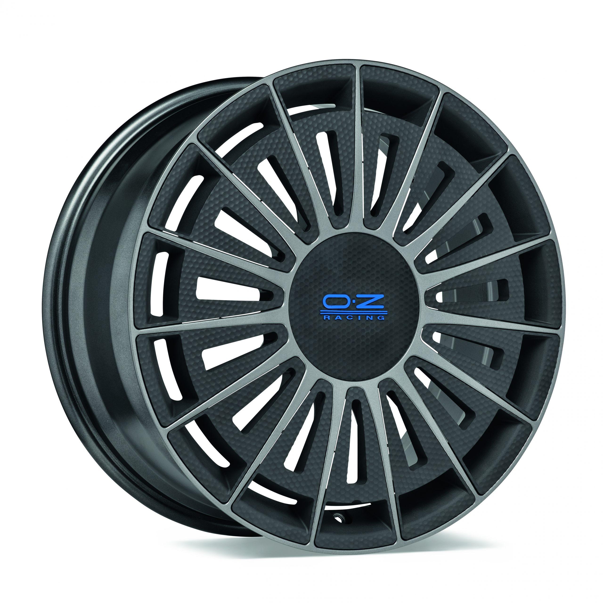 OZがEV専用ホイール『Superturismo AERO-e』を2021年中に製品化予定
