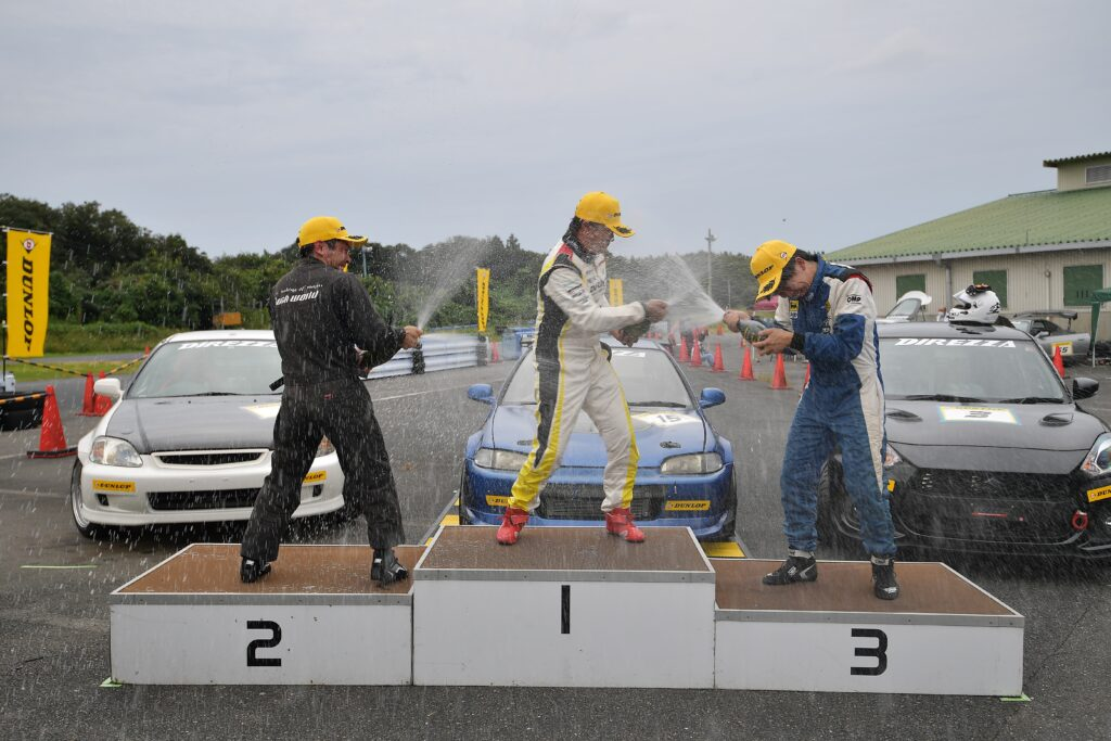 2021年DIREZZA CHALLENGEの日程が発表!今年は異なる3イベントを開催予定 - C1_podium02_DZC_(1186)